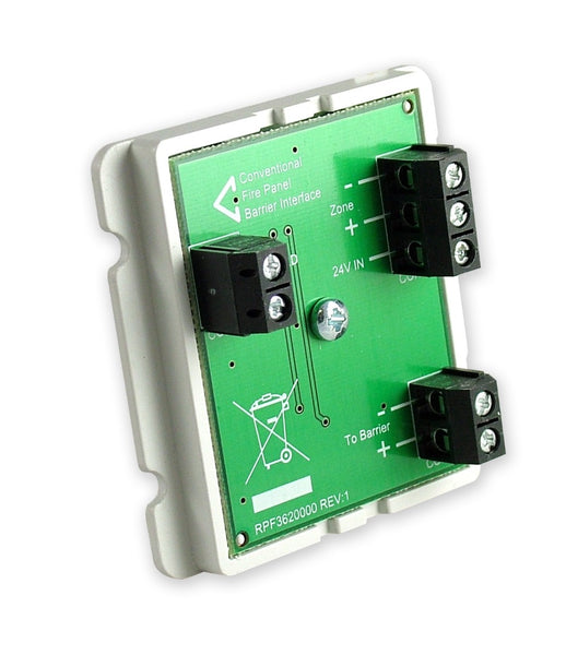 C-Tec Barrier Interface Unit (for use with intrinsically safe detectors) (BF362)