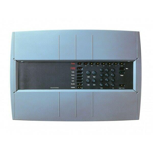 8 Zone Gent Fire Alarm Control Panel 75585-08NMB