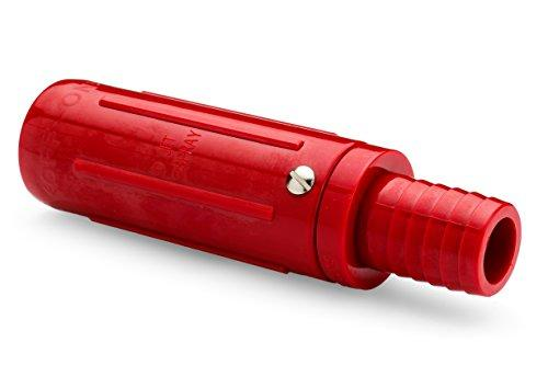 Firechief NJS25 Nozzle, Jet Spray, 25 mm, Red