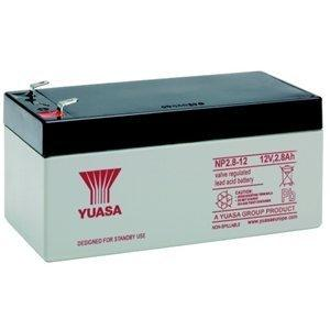 Yuasa NP2.8-12 Valve reguated lead acid - - (Spare Parts > UPS Battery)