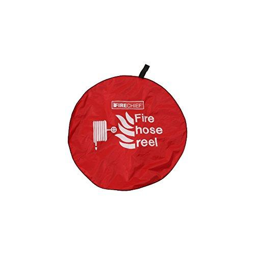 Firechief RPV4 Hose Reel Protective Cover, Red