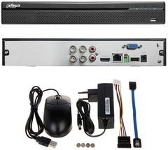 Dahua 4 Channel Penta-brid 4K Compact 1U Digital Video Recorder (DH-XVR5104HS-4KL-X)