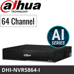 Dahua 64Channel 2U WizMind Network Video Recorder (DHI-NVR5864-I)