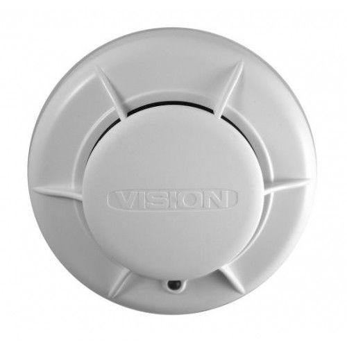 Conventional Fire Alarm OPTICAL SMOKE DETECTOR (2020P) including mounting base