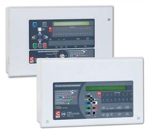 TC417 - C-TEC XFP510-32 NETWORKABLE REPEATER PANEL, 32 ZONES, FIRE ALARM CONTROL