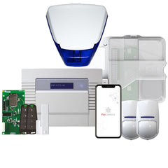 Pyronix Enforcer Kit Home Intruder Alarm System ENF/KIT1-UK Inc Sounder Cover & Backplate - SD Fire Alarms