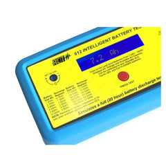 ACT/612 intelligent Battery Tester - SD Fire Alarms