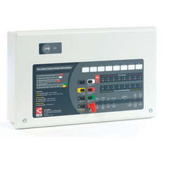 C-TEC CFP Range Of AlarmSense 2 wire, Fire Alarm Panels - SD Fire Alarms