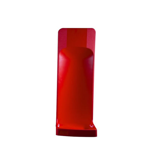 Commander Single Fire Extinguisher Stand Plastic Moulded