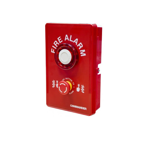 Checkfire Command Alert Battery Powered Site Alarm