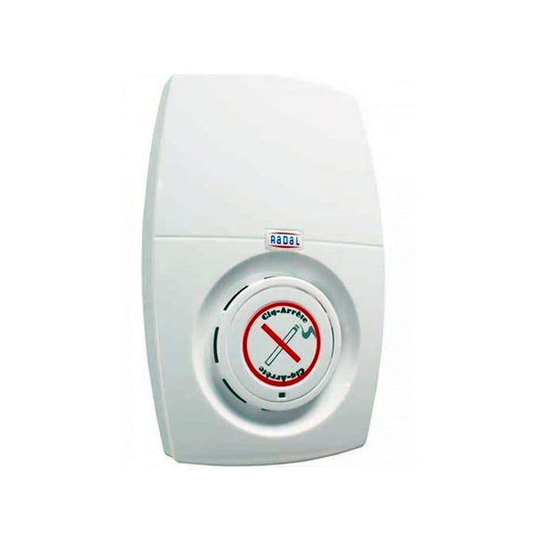CSA-FGV/R Wireless Flame And Smoke Detector With Voice Alarm