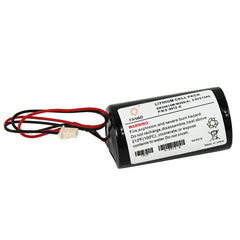 Battery ER34615M Replacement For Visonic MCS730, MCS720, MCS710 Wireless Sirens - SD Fire Alarms
