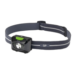 GP XPLOR Cree High Power, Rechargeable, Multi-Purpose Head Torch PH15R - SD Fire Alarms
