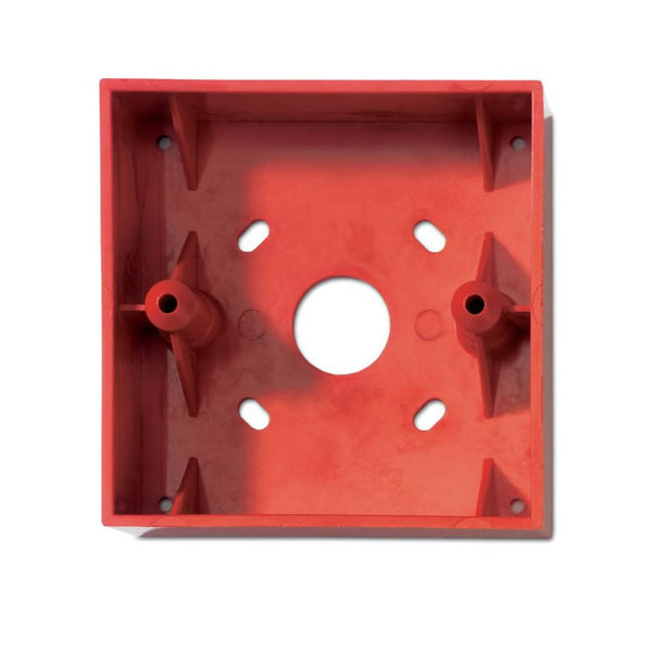 KAC SR Surface Mount Back Box For Manual Call Points