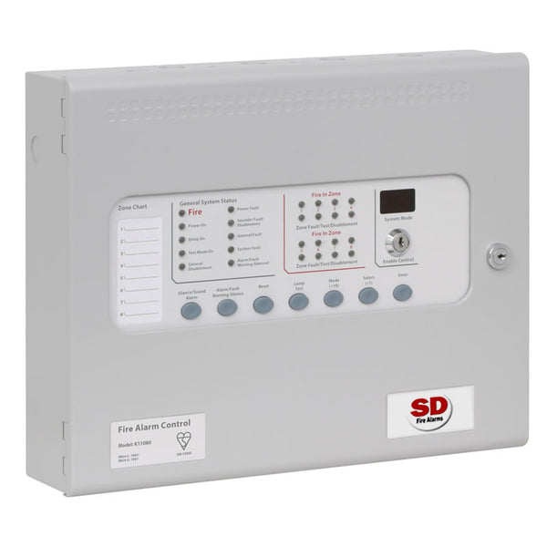 Kentec Sigma CP Series Conventional Fire Alarm Panels