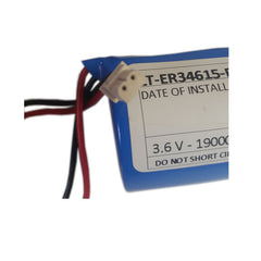 LT-ER34615-P008, OEM 19000mA/h Battery For Suitable For Visonic Intruder Alarms Sirens MCS 730 And MCS 710
