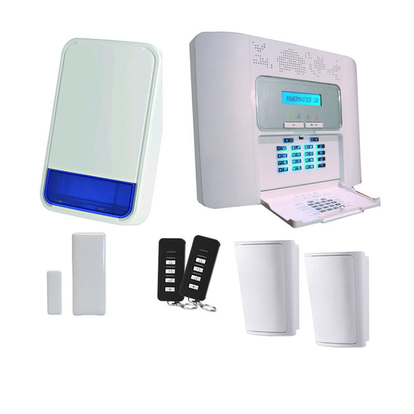Visonic PowerMaster PG2 30 Wireless Alarm Kit PM30-STRD-KIT