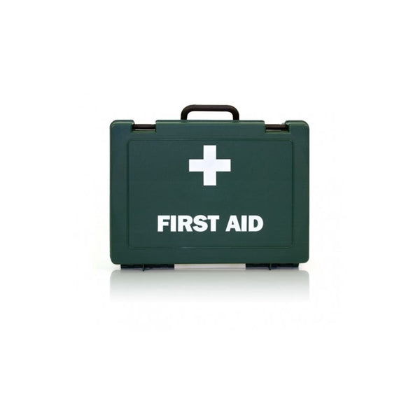 10 Person HSE First Aid Kit In Compact Case