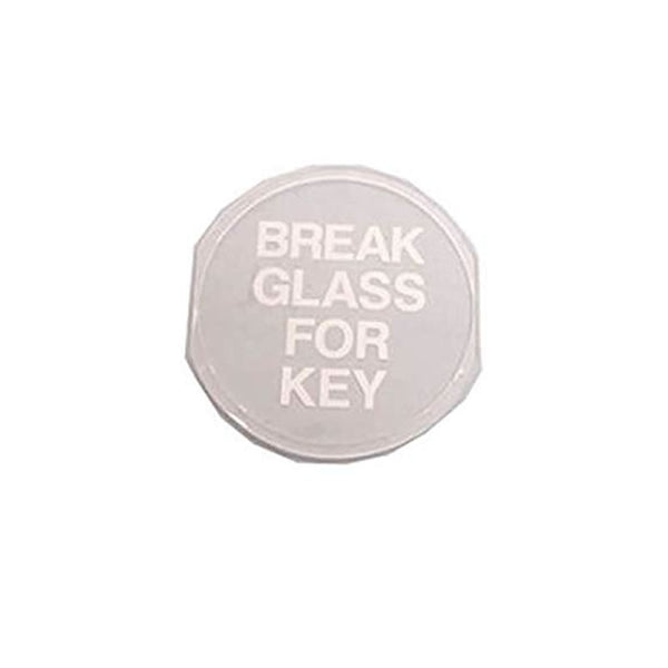 KB2 Plastic Break Glass Emergency Key Box