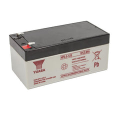 Yuasa SLA 12volt Batteries For Fire Alarms And Intruder Alarms - SD Fire Alarms