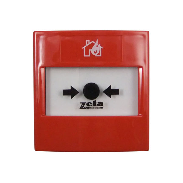 Zeta ID2 Manual Resettable Call Point ID2-MCP/WP