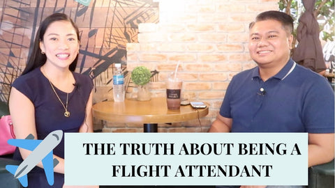 Common Misconceptions about being a flight attendant