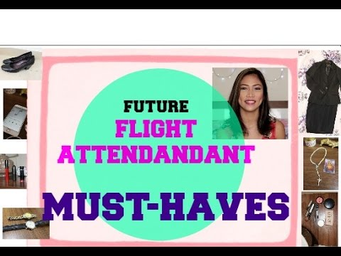 What are the Flight Attendant Interview Must-Haves?