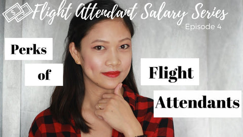 What are the Perks of being a Flight Attendant?
