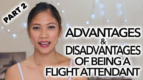 What are the Advantages of being a Flight Attendant?
