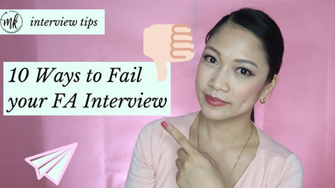 10 Ways to Fail your Flight Attendant Interview
