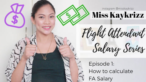 How does a Flight Attendant Get Paid?