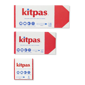 Kitpas - Set of 12 Medium Colours