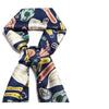 Foulard Seda Estampado Mini 1