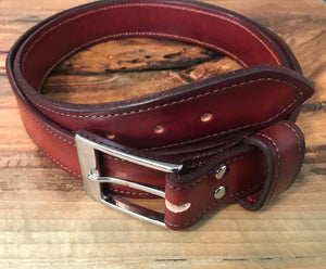Laredo Handcrafted Leather Belt