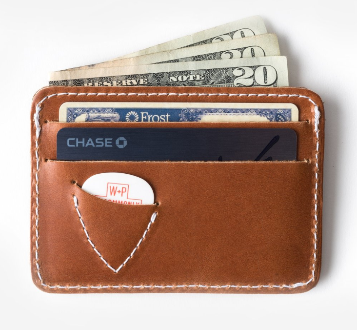 Salta Strum Guitar Pick Wallet