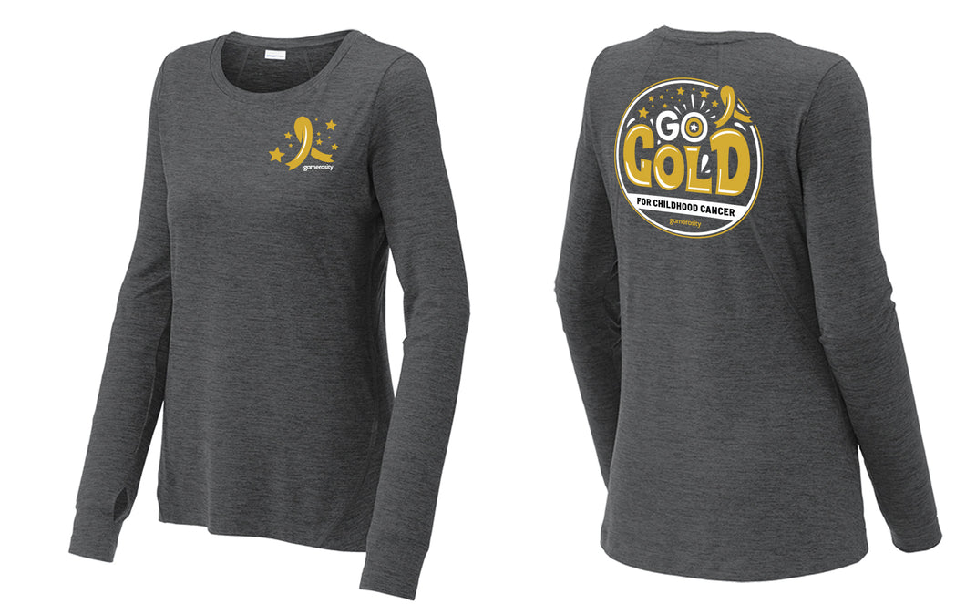 CCAM2020 Ladies DryFit Long Sleeve Tee