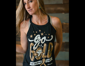 CCAM 18 Ladies Rocker Tank