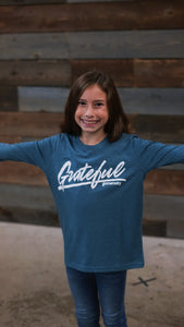 Grateful Youth Long Sleeve Tee