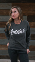 Load image into Gallery viewer, Grateful Unisex Long Sleeve Tee