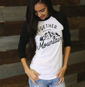Together Unisex Raglan