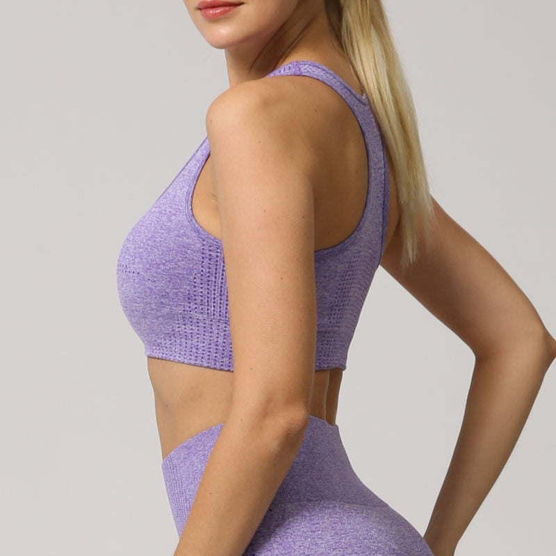 Female Workout Padded Yoga Bra