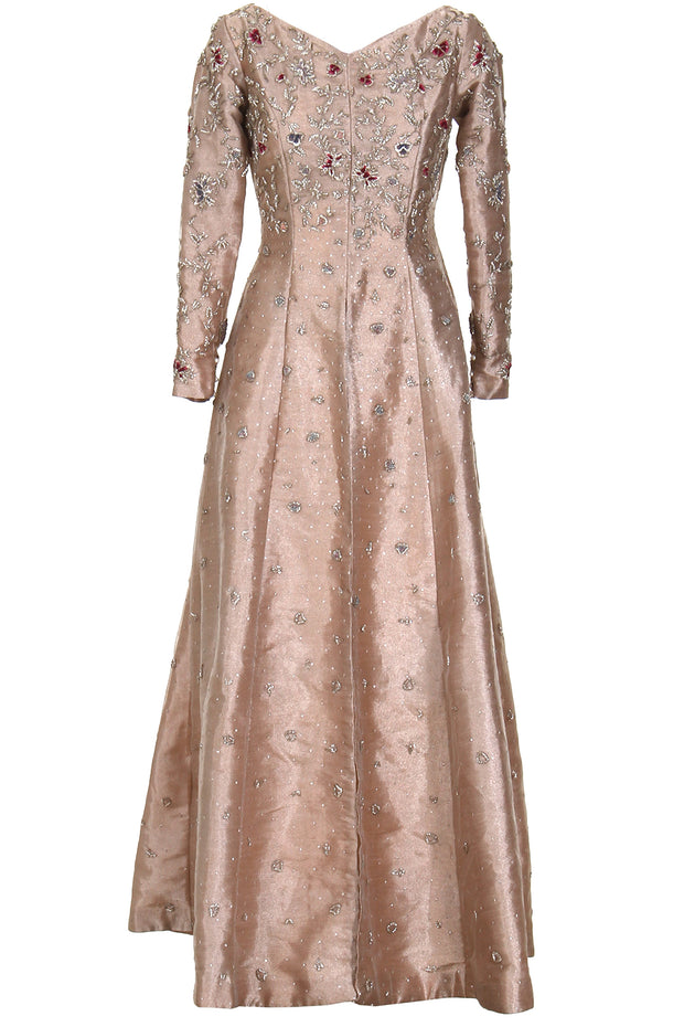 ROSE GOLD DRESS