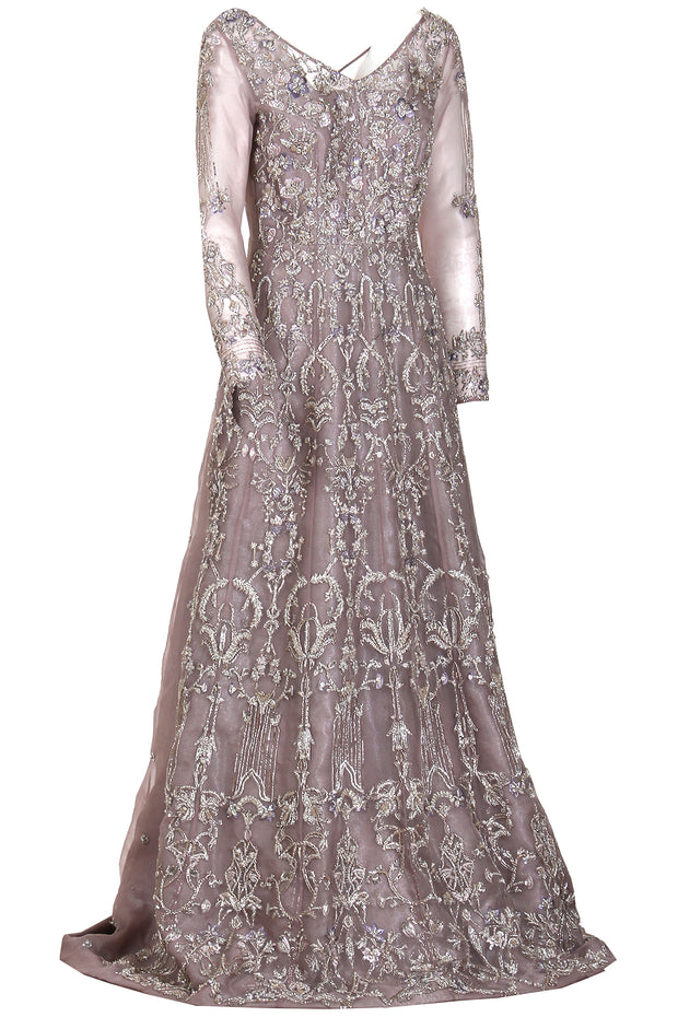 FULL LENGTH EMBELLISHED GOWN