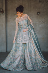 JAZMINE BRIDAL SHARARA