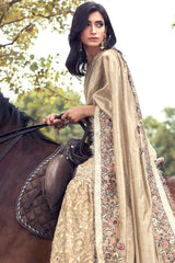 ZAREEN BRIDAL GHARARA