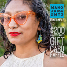 Load image into Gallery viewer, Mano Amiga FUNDRAISER: $200 Gift Certificate Raffle