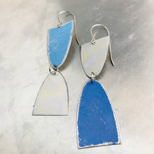 Load image into Gallery viewer, Cool Mod Matte Arches Zero Waste Tin Earrings
