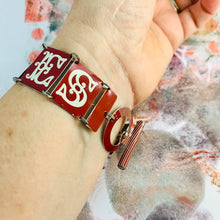 Load image into Gallery viewer, Cookies! Upcycled Tin Bracelet