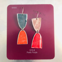 Load image into Gallery viewer, Mod Matte Arches Zero Waste Tin Earrings