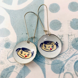 Best Maid Pickle Girl Medium Basin Earrings